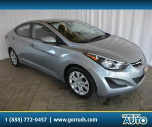 2015 Hyundai Elantra GL/AC/PWR WINDOWS/HEATED SEATS/BLUETOOTH/NE