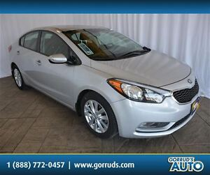 2015 Kia Forte LX+ with POWER MOONROOF/HEATED SEATS/BLUETOOTH