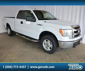 2013 Ford F-150 XLT/SUPERCAB/SIDE STEP BARS/BOX LINER/NEW TIRES