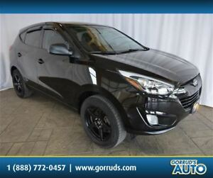 2014 Hyundai Tucson GL/FWD/HEATED SEATS/CRUISE/ALLOY RIMS/AC