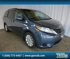 2015 Toyota Sienna LE/AWD/RARE VEHICLE/HARD TO FIND