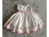 Girls Party Dress, Age 4.