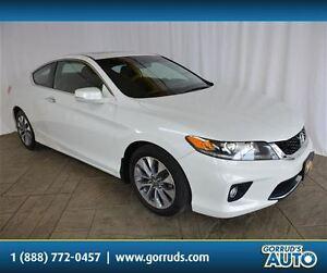 2013 Honda Accord COUPE/EX/MOONROOF/BLUETOOTH/HEATED SEATS/CAMER