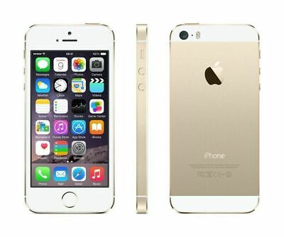 Apple iPhone 5s - 32GB - Gold - GSM Unlocked AT&T / T-Mobile Smartphone - A1533