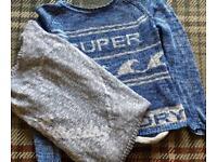 Superdry jumpers