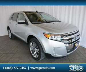 2013 Ford Edge LIMITED/AWD/NAV/LEATHER/SUNROOF/20 RIMS