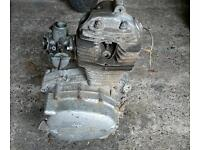 Cb125s engine breaking for spares cb 125
