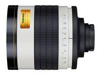Samyang 800mm Mirror F8 T Mount Manual Focus Lens
