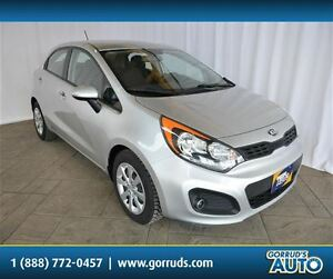 2013 Kia Rio GDI LX HATCHBACK, BLUETOOTH, HEATED SEATS