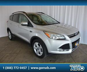 2015 Ford Escape SE, FWD, BLUETOOTH, LEATHER, BACK-UP CAMERA