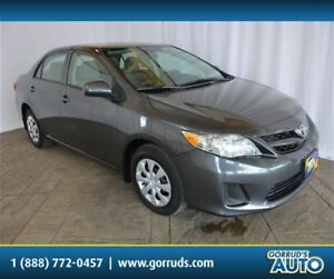 2012 Toyota Corolla CE/TRANSMISSION/AC/BLUETOOTH/4 NEW TIRES