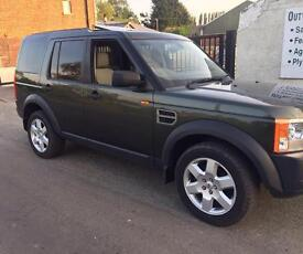 2008 Land Rover discovery tdv6 hse a