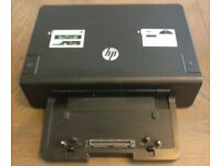HP 230W Advanced Docking Station for EliteBooks and ProBooks