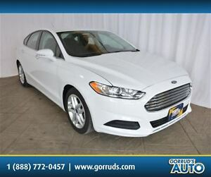 2015 Ford Fusion SE, BACK-UP CAMERA, BLUETOOTH, MY FORD TOUCH, 4