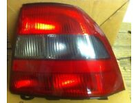 vauxhall vectra drivers side rear light 1995-1998 new