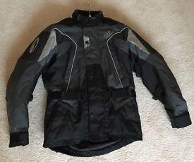Ladies RICHA Motorcycle/Biker Weatherproof Jacket with Impact Protection