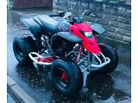 Yamaha blaster 200 fully road legal