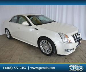 2013 Cadillac CTS AWD/PERFORMANCE PKG/NAV/SUNROOF/LEATHER/CAMERA