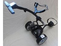 Motocaddy S3 Pro Standard Lithium Electric Golf Trolley (New-Unused)
