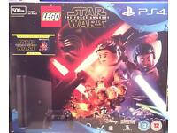 New PS4 slim line comes with Star Wars game and film