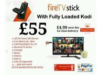 Kodi Amazon firestick £55
