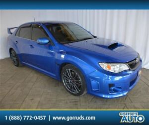 2013 Subaru Impreza WRX/STI/SPORT TECH/SUNROOF/NAV/LEATHER