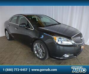 2014 Buick Verano PREMIUM/2.0L TURBO/HEATED SEATS/CAMERA/NAV