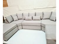 GREAT DEAL 👌 BRAND NEW U-SHAPE SOFA IN STOCK    FREE DELIVERY 🚚