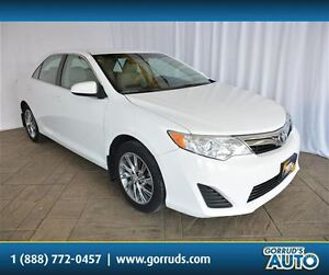 2012 Toyota Camry LE NAVIGATION ALLOY RIMS BLUETOOTH SATELLITE R
