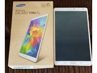Samsung galaxy tab S 16gb gold/white excellent condition!!