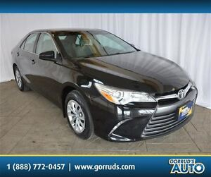 2015 Toyota Camry LE AUTOMATIC WITH BLUETOOTH, BACK-UP CAMERA