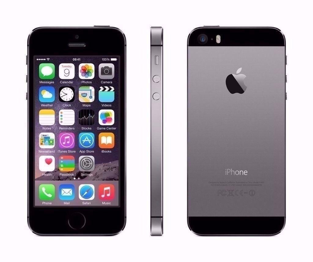 Christmas sales iPhone 5s 16GB Space Grey Unlocked