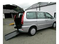 Citroen C8 Wheelchair Accessible Vehicle WAV Disabled Mobility Scooter Car Automatic