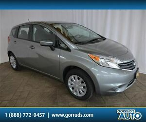 2015 Nissan Versa Note SV/BACKUP CAMERA/BLUETOOTH/SATELLITE RADI