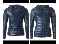 Women's EA7 Coat