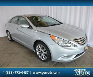 2013 Hyundai Sonata LIMITED/HEATED SEATS/SUNROOF/BACKUP CAMERA