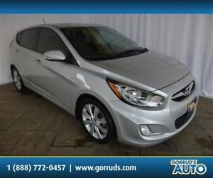 2013 Hyundai Accent SE/HATCHBACK/HEATED SEATS/CRUISE CONTROL