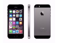 iPhone 5S Space Grey on ee 16GB