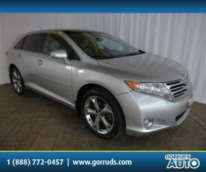 2011 Toyota Venza AWD/PANO ROOF/LEATHER/BLUETOOTH/CAMERA