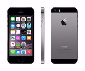 Apple iPhone 5s brand new grey 16 GB boxed