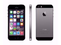 iPhone 5s 16gb Space Gray (Touch ID not working)