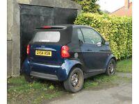 Smart Car ForTwo - Spares or Repairs