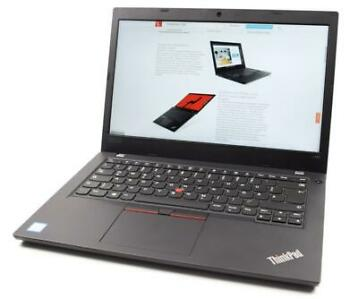 Lenovo Thinkpad L480 | Intel i5 8350u Light versie van T480
