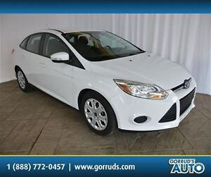 2014 Ford Focus SE/CRUISE/BLUETOOTH/KEYLESS ENTRY/4 NEW TIRES