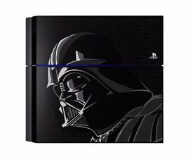 Ps4 star wars console