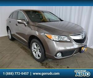 2013 Acura RDX TECH PKG, AWD, LEATHER, MOONROOF, NAVIGATION, 4 N