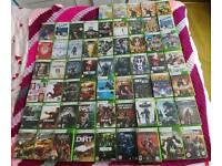 76 Xbox 360 Games Bundle Joblot Carboot