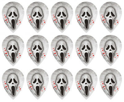 5 New Sets Winmau Pear Shape 75 Micron Dart Flights – Scream