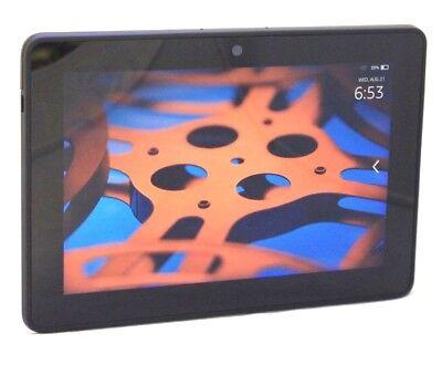 "Amazon Kindle Fire HDX (3rd Gen) 16GB, Wi-Fi, 7"" - Black  44-6D"