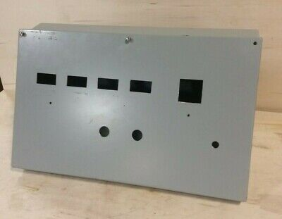 Hoffman Electrical Enclosure Panel  C-12c20 12 X 20 X 9  S14